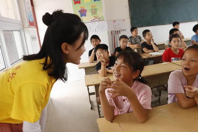 安阳师范学院内黄义务支教团队:连续八年助力公益