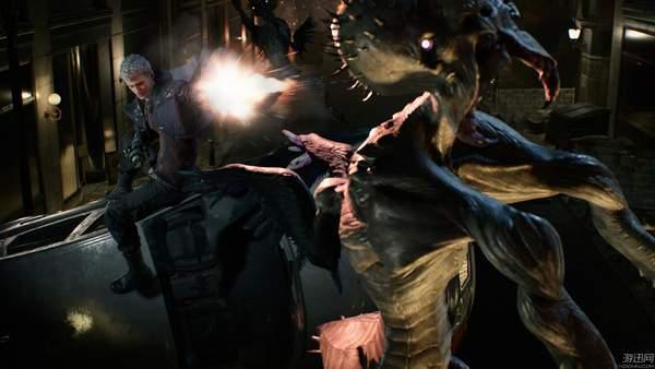 《鬼泣5》是粉丝呼吁的结果 卡普空称本没有开发意愿