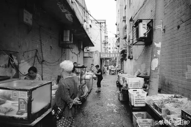 在老街小巷里,寻找消失中的阳泉