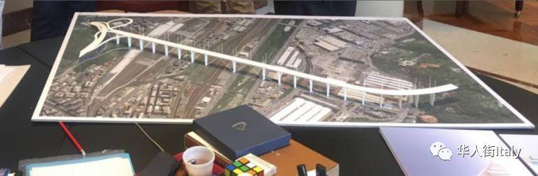 路灯告慰逝者,意大利建筑师设计热那亚大桥重建草图