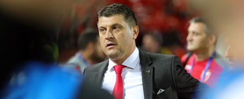 红星主帅:库利巴利在塞尔维亚联赛可以踢中锋