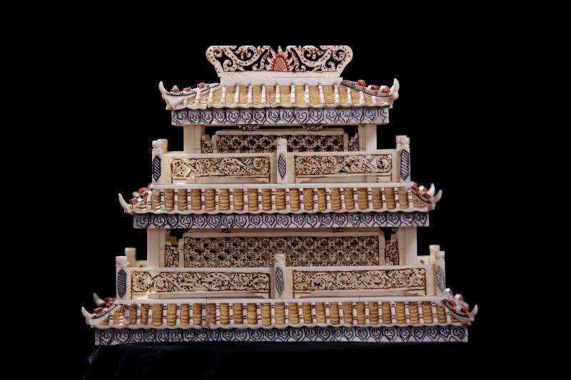 阳信将举办2018中国牛骨雕刻文化艺术节