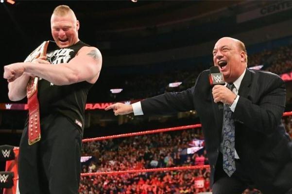 布洛克莱斯纳经纪人将何去何从?5位WWE选手或将成为他的客户