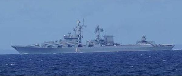 宏亮瞻局丨光荣级两洋出击,透视导弹时代的巡洋舰海军(上)
