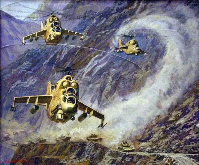 运气爆表了,苏联特种部队一次行动挽救了数百名飞行员的性命