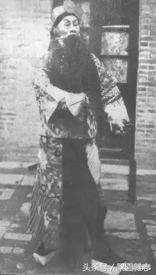 燕台菊粹第一辑《四郎探母》