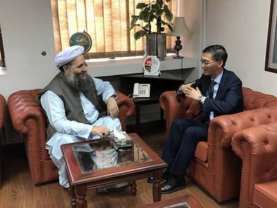 """巴基斯坦关切""""中方限制新疆穆斯林""""?外交部回应"""