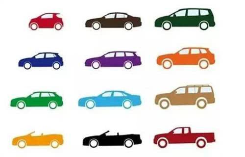 为什么买白色和黑色车的人最多?买车到底应该如何选颜色呢?
