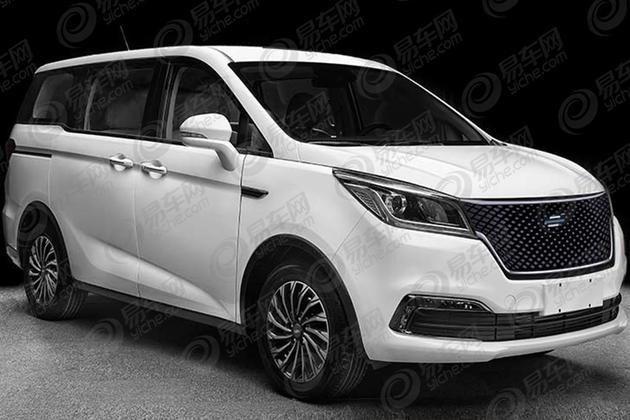欧尚COSMOS或于广州车展上市 定位于7座MPV车型