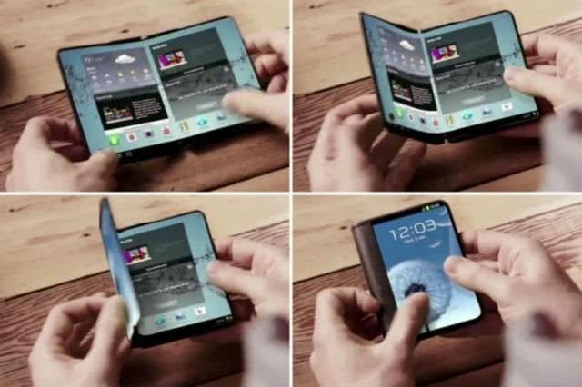 三星折叠手机将发布,高管喊话不是噱头,华为再阻击!