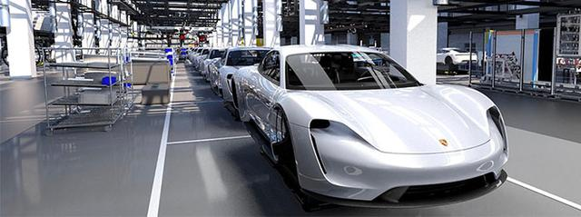 保时捷又玩价格游戏 Taycan会成为Model S杀手吗?