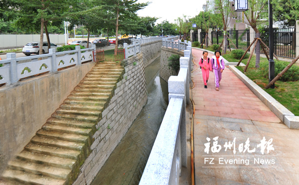 晋东水系最深最窄内河赤星溪完成治理 新增一绿道
