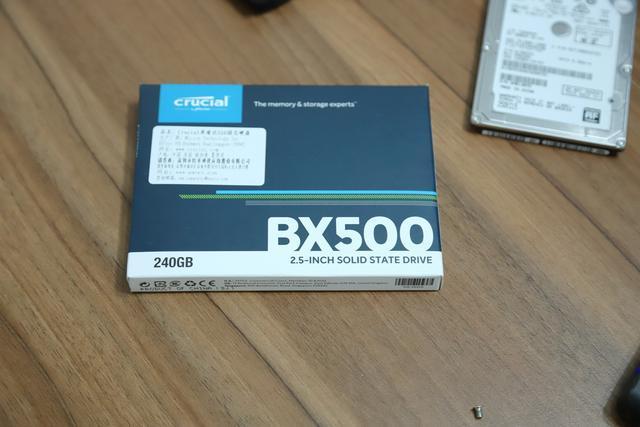 """三年老本焕新""""颜"""",靠英睿达BX500固态硬盘能行么?"""