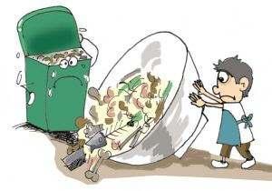 1年节约1000万亩耕地!餐厨废弃物其实是块宝,必须有效加以利用