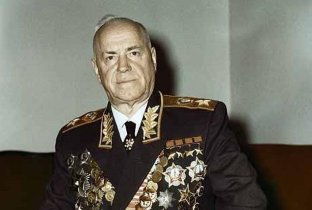 莫斯科战役前夕,朱可夫元帅做的这个事,让德国人忏悔了80年!