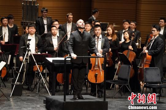 歌剧《切肤之痛》登北京舞台亚洲首演