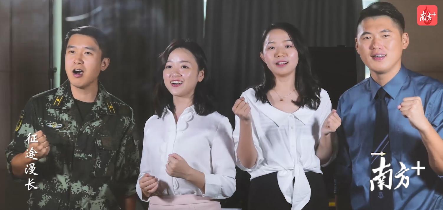 """""""港珠澳大桥之歌""""MV首发!南方日报、南方+邀你一起乘风破浪"""
