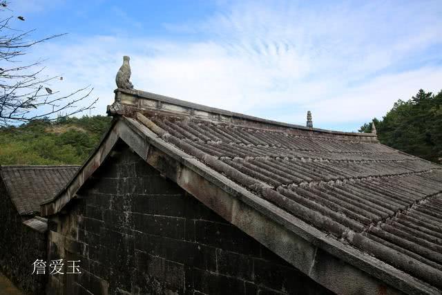 福建最重的寺庙,梁柱桁瓦全是仿木石头,如何建成令后人无解