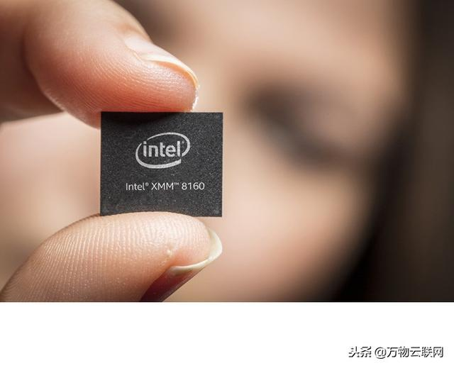 英特尔的5G来了:英特尔推出首款5G调制解调器XMM 816