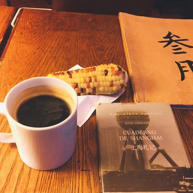上海:又惊又恐又复古美又有人情味的三月咖啡馆