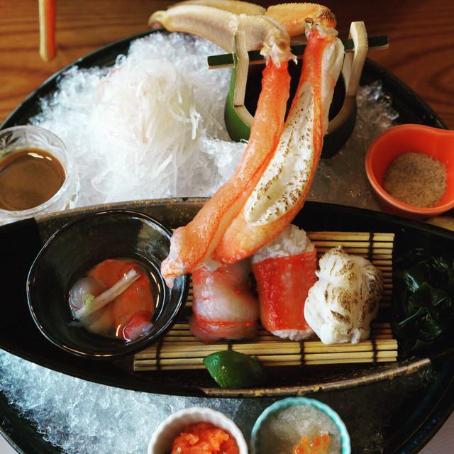 我吃过最贵的一只螃蟹