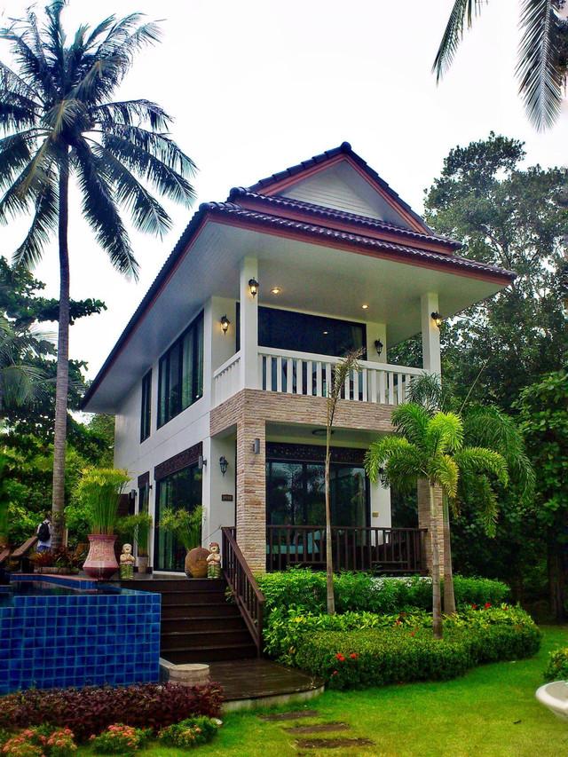 盘点皇帝岛上的酒店们之--Rayaburi Resort