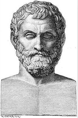 跟我读完一本书《西方哲学简史》西方哲学和科学之父:泰勒斯