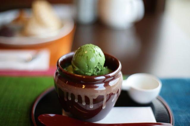 舌尖上的日本——不能错过的抹茶甜点