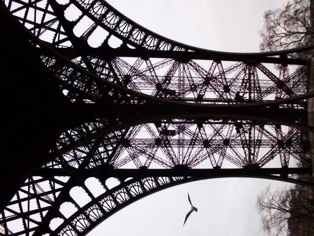巴黎铁塔小记