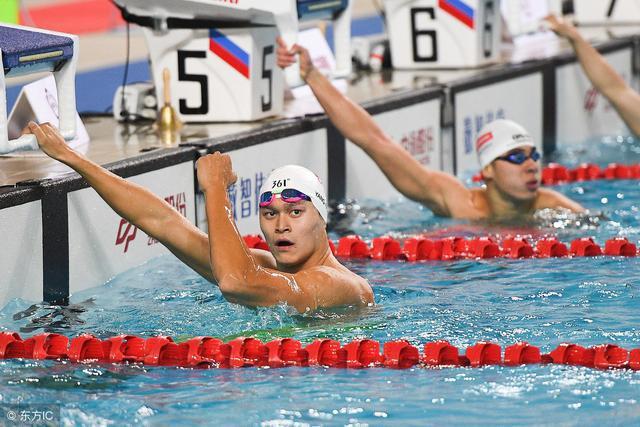 中国泳军旗舰再获殊荣 孙杨第五次获环太平洋最佳男游泳运动员