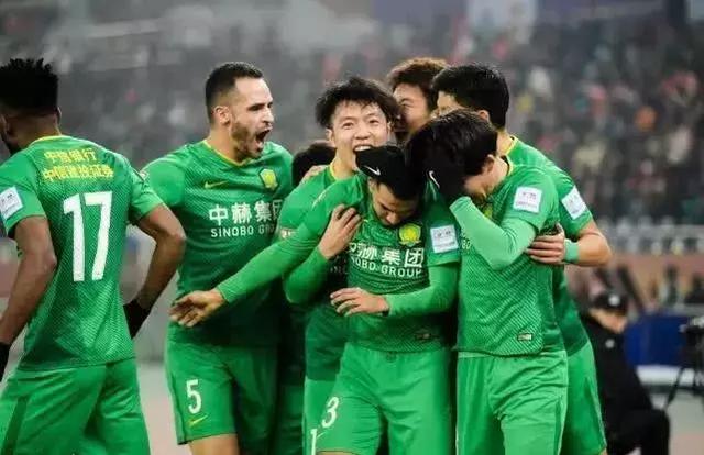 北京国安夺足协杯冠军