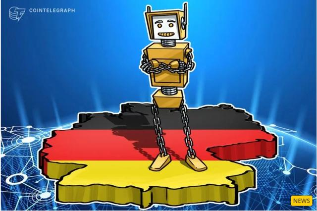 德国国家银行测试公共财政管理的区块链应用程序