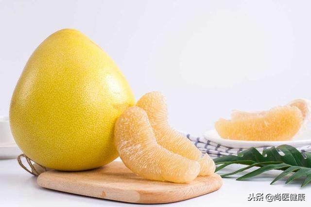 冬天吃柚子,好处多多,美容养颜,清热止咳