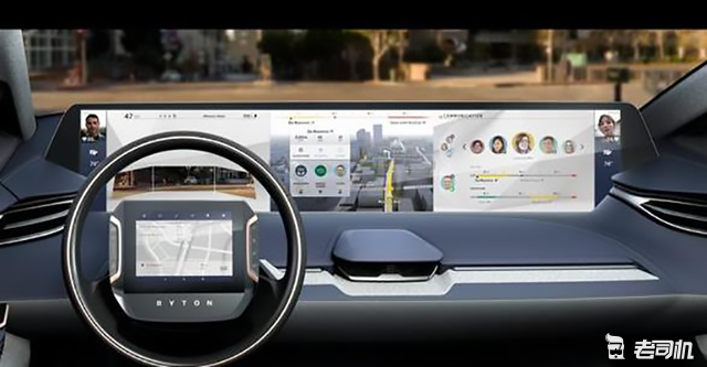 """中控大屏还不够,方向盘也要嵌一块平板,造车新势力真""""疯狂"""""""