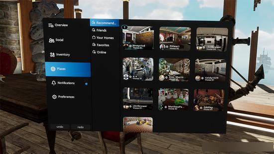 Oculus将推出Public Homes