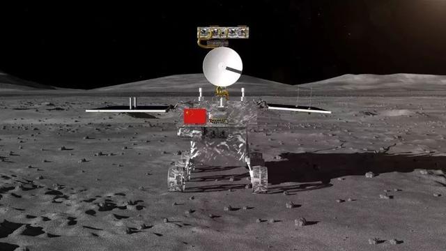 """中国成功登陆月球背面,美国拍了一部电影讲""""登"""