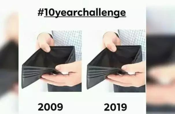 十年对比挑战 风靡全球,背后的故事有点好看