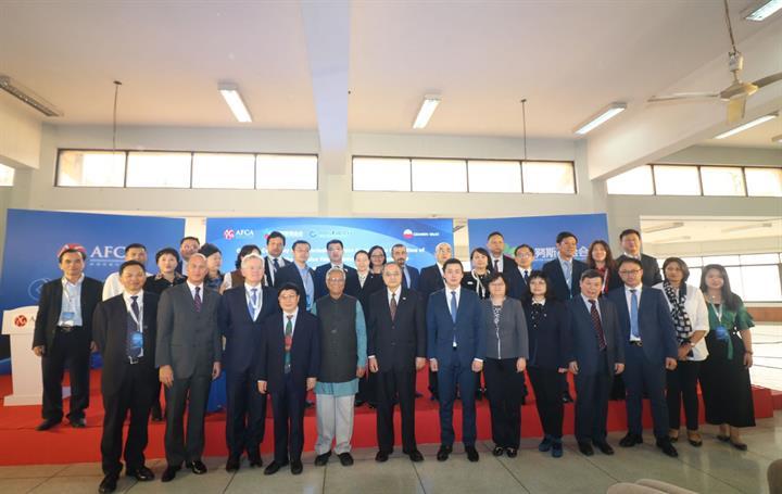亚金协普惠金融合作委员会成立