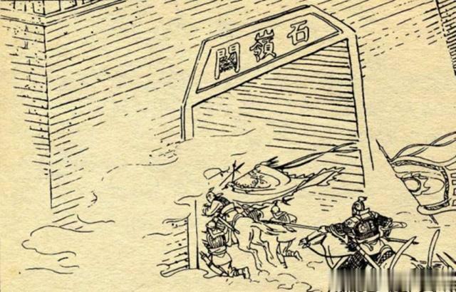 此将抢三关挑三将,唐兵将非死即降,李渊:太好了,孤要恩收他!