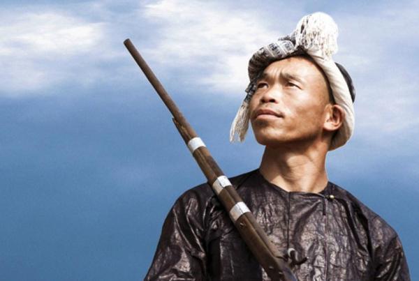 """中国最后一个枪手部落、哪里几乎人人配枪、国家给了""""特殊批准"""""""