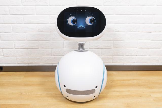 华硕小布机器人体验:用智慧守护你的家庭