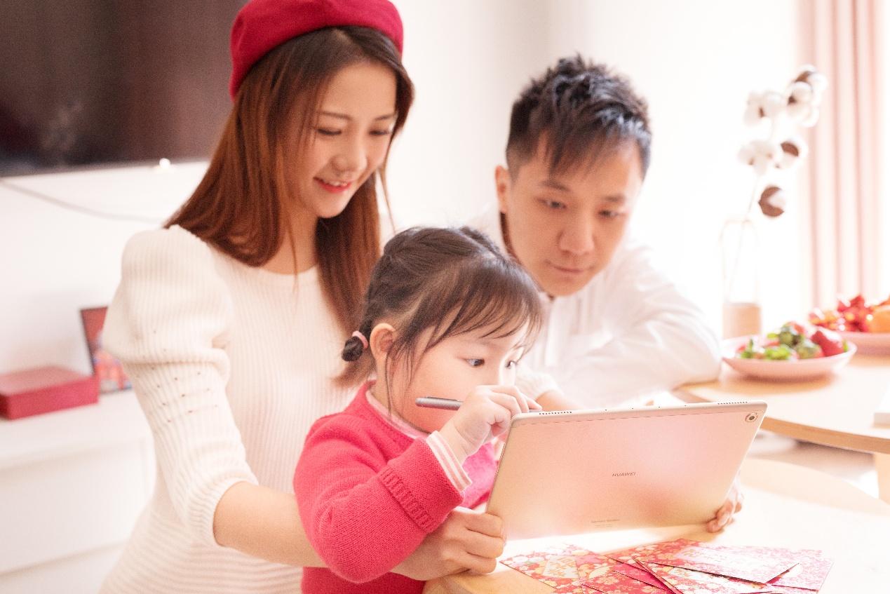 华为平板M5青春版新年篇:智能语音打破传统规则