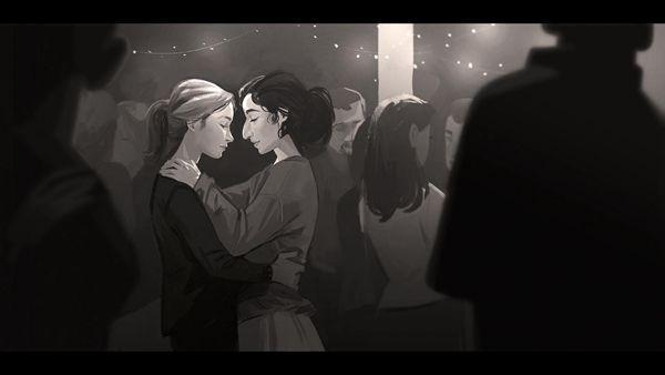 《最后生还者2》情人节发布全新游戏概念图