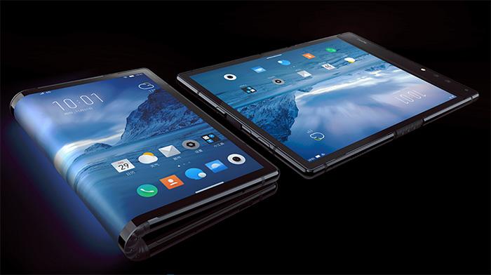 华为、三星发布折叠屏手机,柔宇又要跟他们比一