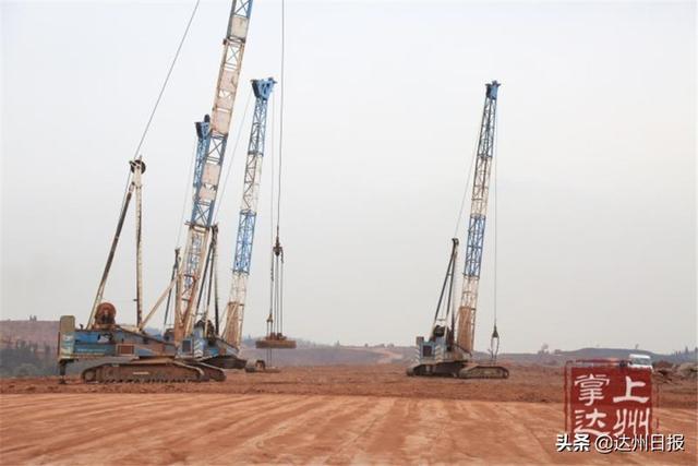 项目总投资18.84亿元!达州机场迁建最新进展来了
