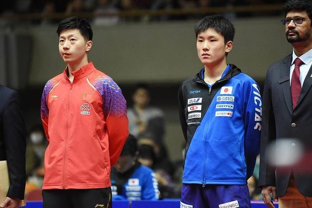 日本乒乓球遭惨败!马龙3-1复仇日本神童