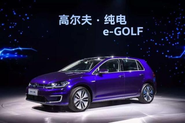 郑谊看车展(1):一汽大众将发力新能源?