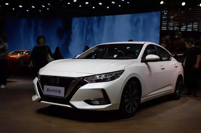 全新一代轩逸车展全球首发,日产加速推进新能源战略