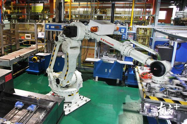 肇庆一季度GDP增长7%!规上工业增长较快,新兴产业茁壮成长