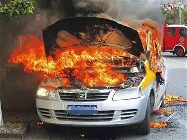 新能源汽车自燃再现,瞬间被大火烧成黑壳!网友:低价买的是火炉
